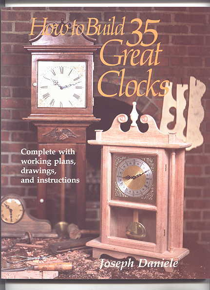Image for HOW TO BUILD 35 GREAT CLOCKS.
