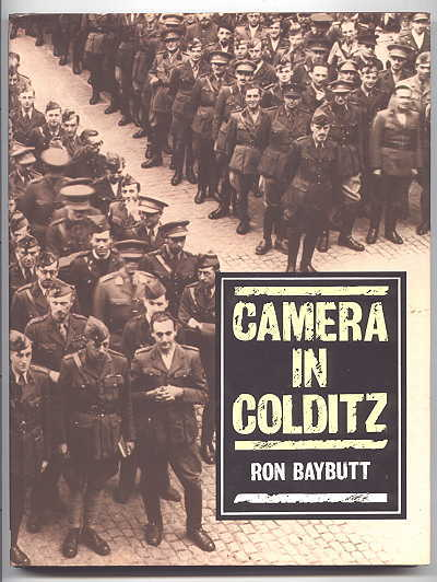 Image for CAMERA IN COLDITZ.