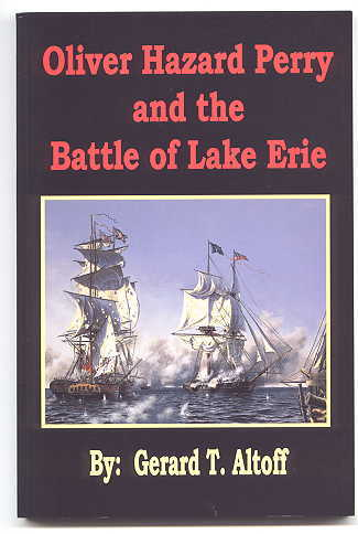 Image for OLIVER HAZARD PERRY AND THE BATTLE OF LAKE ERIE.  REVISED EDITION.