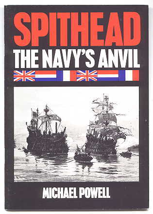 Image for SPITHEAD:  THE NAVY'S ANVIL.