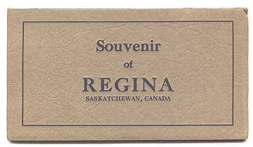 Image for SOUVENIR OF REGINA, SASKATCHEWAN, CANADA.