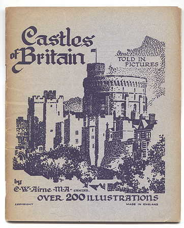 Image for CASTLES OF BRITAIN.  TOLD IN PICTURES.