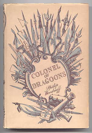 Image for COLONEL OF DRAGOONS.