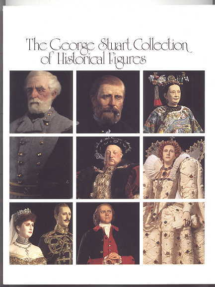 Image for THE GEORGE STUART COLLECTION OF HISTORICAL FIGURES.