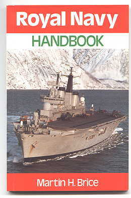 Image for ROYAL NAVY HANDBOOK.