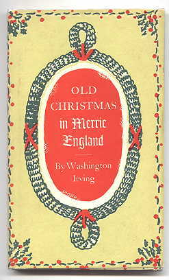 Image for OLD CHRISTMAS IN MERRIE ENGLAND.
