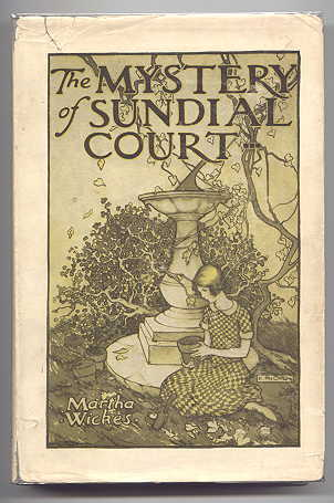 Image for THE MYSTERY OF SUN DIAL COURT.