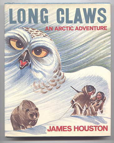 Image for LONG CLAWS:  AN ARCTIC ADVENTURE.