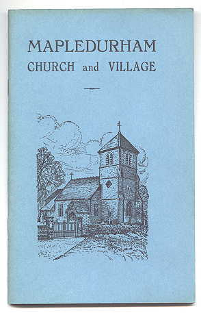 Image for MAPLEDURHAM CHURCH AND VILLAGE.