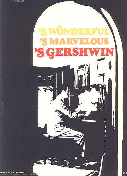 Image for 'S WONDERFUL, 'S MARVELOUS, 'S GERSHWIN.