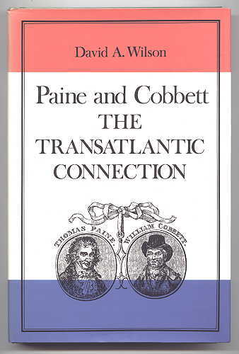 Image for PAINE AND COBBETT:  THE TRANSATLANTIC CONNECTION.