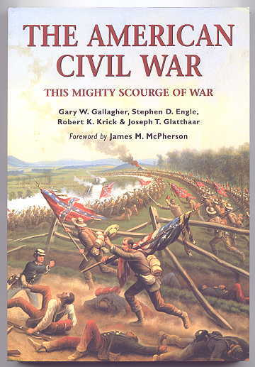 Image for THE AMERICAN CIVIL WAR:  THIS MIGHTY SCOURGE OF WAR.