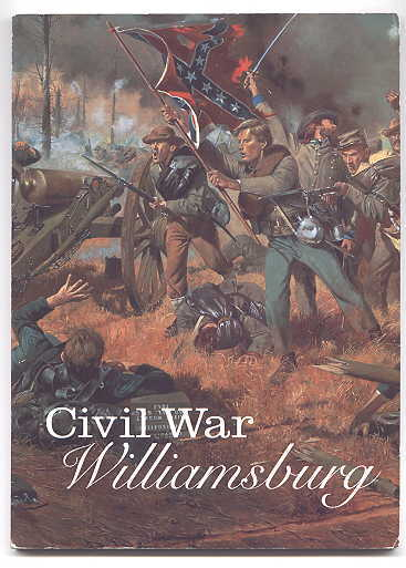 Image for CIVIL WAR WILLIAMSBURG.