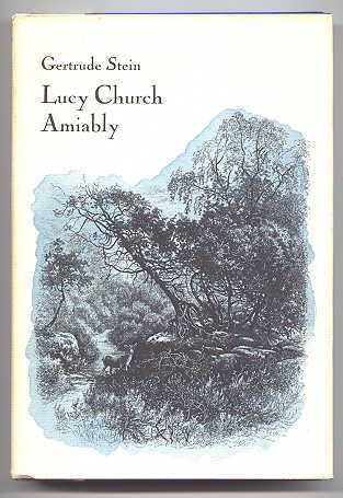 Image for LUCY CHURCH AMIABLY.  A NOVEL OF ROMANTIC BEAUTY AND NATURE AND WHICH LOOKS LIKE AN ENGRAVING.