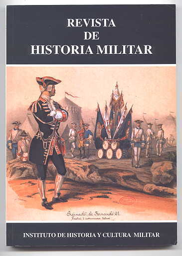 "Image for REVISTA DE HISTORIA MILITAR.  ANO XLV.  2001.  NUM. 90.  (SHOWS ""ANO XLIV"" ON SPINE)"