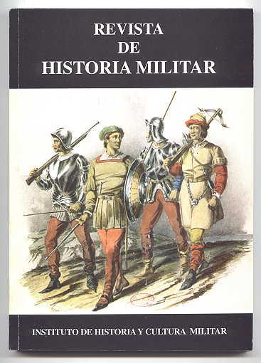 "Image for REVISTA DE HISTORIA MILITAR.  ANO XLVI.  2002.  NUM. 92.  (SHOWS ""ANO XLIV"" ON SPINE)"