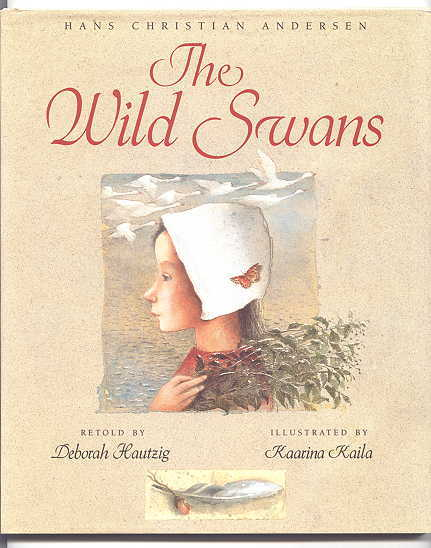 Image for THE WILD SWANS.