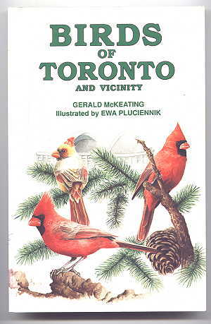 Image for BIRDS OF TORONTO AND VICINITY.