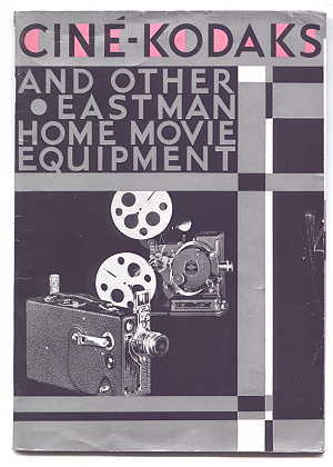 Image for THE CATALOG OF EASTMAN HOME MOVIE EQUIPMENT.  (CINE-KODAKS AND OTHER EASTMAN HOME MOVIE EQUPMENT.)