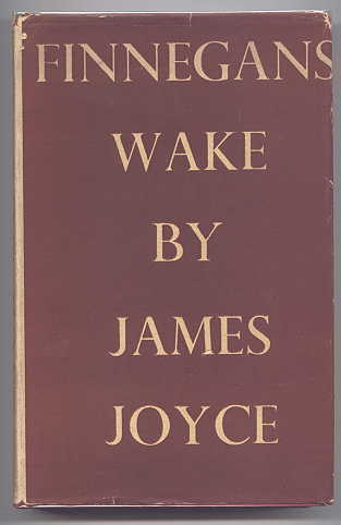 Image for FINNEGANS WAKE.