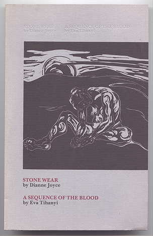 Image for STONE WEAR / A SEQUENCE OF THE BLOOD.  AYA PRESS POETRY SERIES NO. 3.