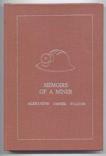 Image for MEMOIRS OF A MINER.