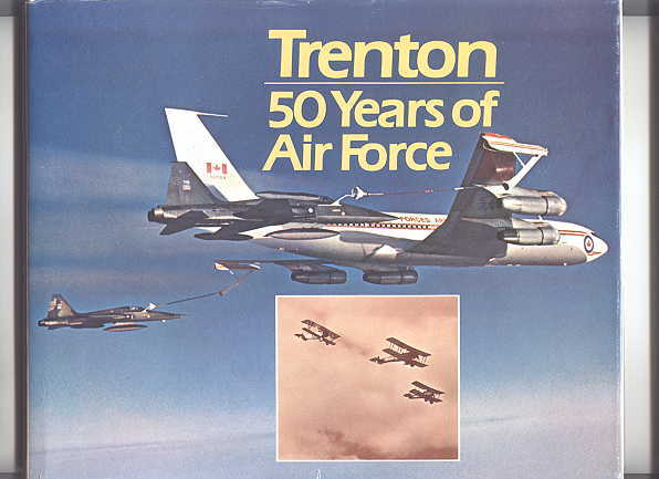 Image for TRENTON:  50 YEARS OF AIR FORCE.