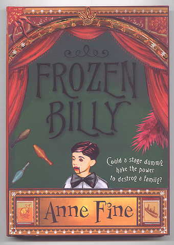 Image for FROZEN BILLY.