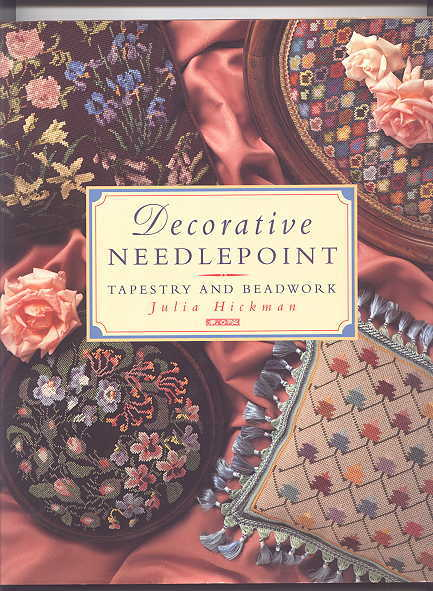 Image for DECORATIVE NEEDLEPOINT:  TAPESTRY AND BEADWORK.
