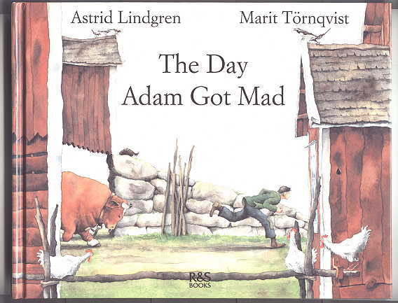 Image for THE DAY ADAM GOT MAD.