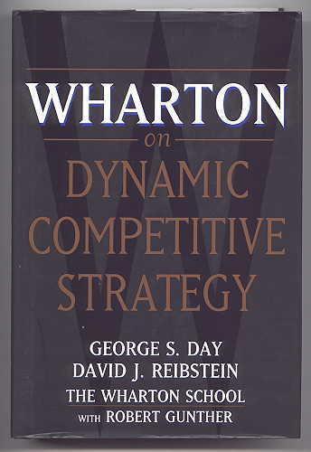 Image for WHARTON ON DYNAMIC COMPETITIVE STRATEGY.