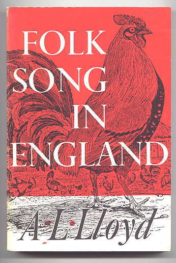 Image for FOLK SONG IN ENGLAND.