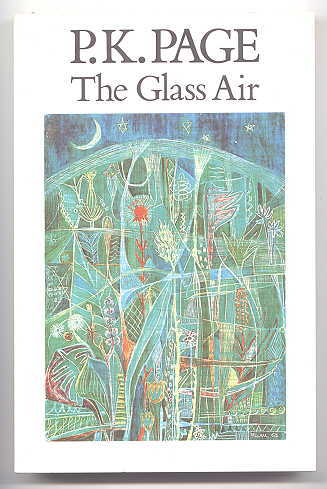 Image for THE GLASS AIR:  SELECTED POEMS.
