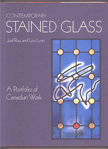 Image for CONTEMPORARY STAINED GLASS:  A PORTFOLIO OF CANADIAN WORK.