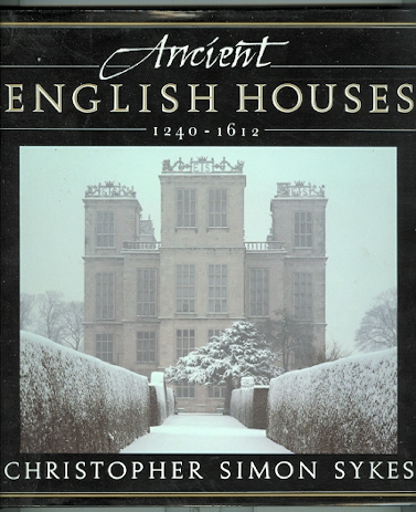 Image for ANCIENT ENGLISH HOUSES, 1240-1612.