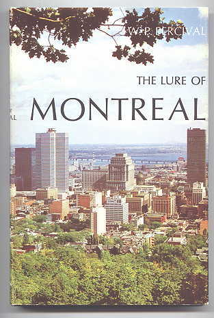 Image for THE LURE OF MONTREAL.  REVISED EDITION.