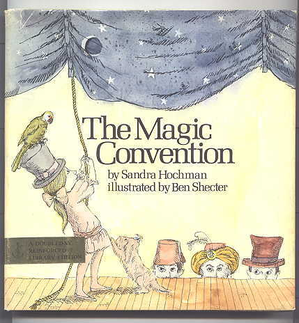 Image for THE MAGIC CONVENTION.