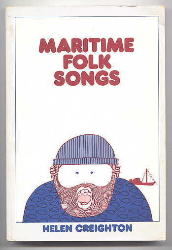 Image for MARITIME FOLK SONGS.
