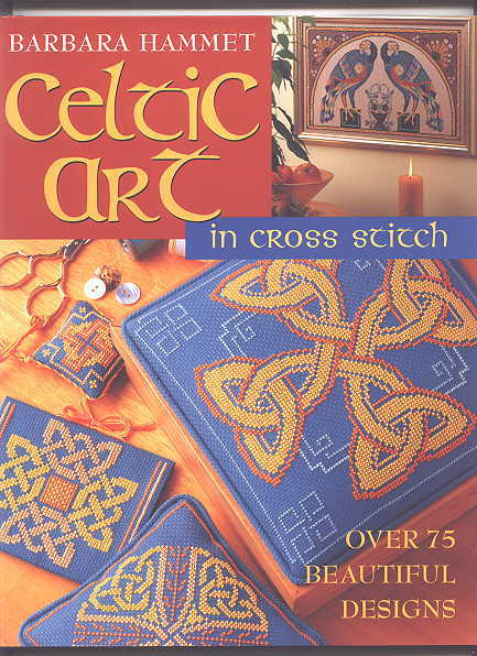 Image for CELTIC ART IN CROSS STITCH.