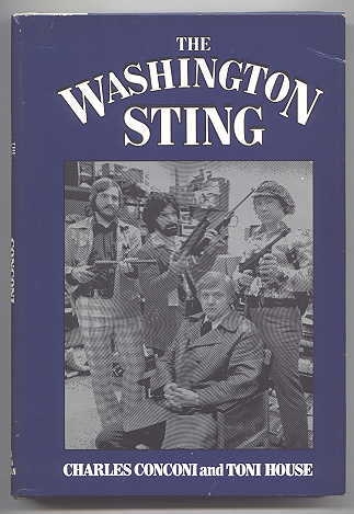 Image for THE WASHINGTON STING.