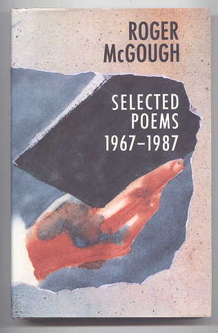 Image for SELECTED POEMS 1967-1987.