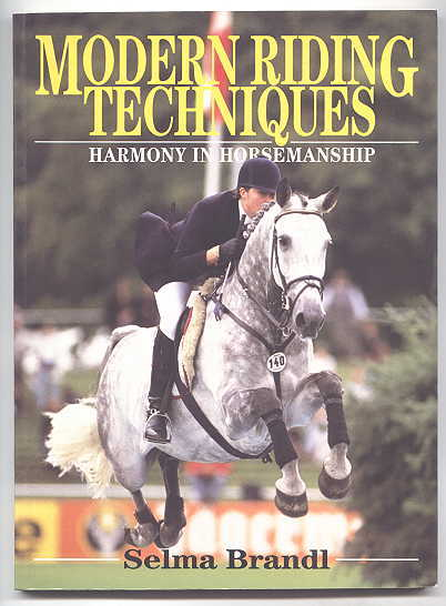 Image for MODERN RIDING TECHNIQUES: HARMONY IN HORSEMANSHIP.