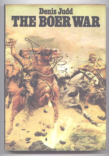 Image for THE BOER WAR.