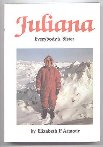 Image for JULIANA:  EVERYBODY'S SISTER.