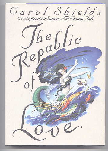 Image for THE REPUBLIC OF LOVE.
