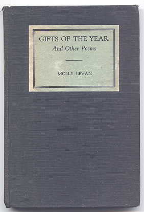 Image for GIFTS OF THE YEAR AND OTHER POEMS.