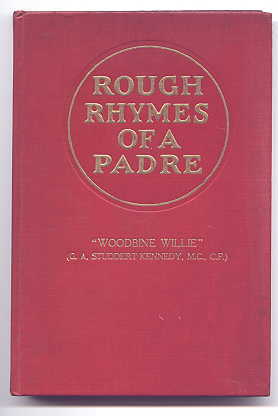 Image for ROUGH RHYMES OF A PADRE.