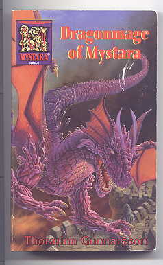 Image for DRAGONMAGE OF MYSTARA.  BOOK THREE: THE DRAGONLORD CHRONICLES.