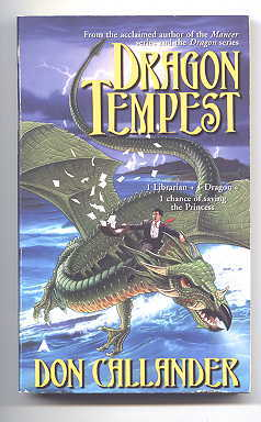 Image for DRAGON TEMPEST.