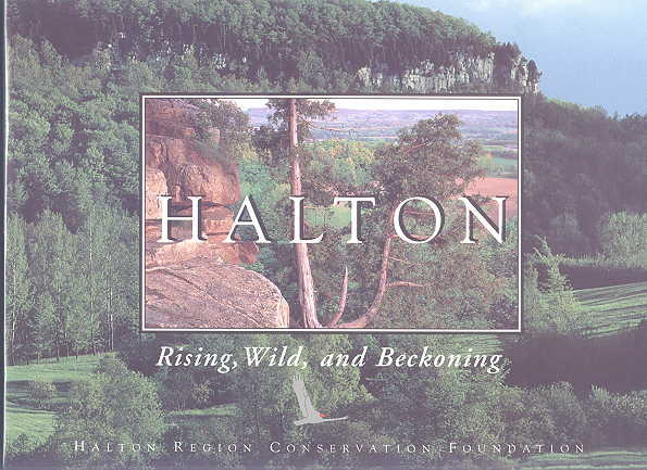 Image for HALTON:  RISING, WILD, AND BECKONING.  WITH 'YOUR GUIDE TO HALTON' FOLDING MAP.